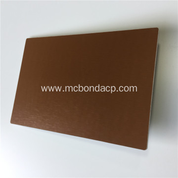 MC Bond Indoor Decoration FR Aluminum Composite Panel